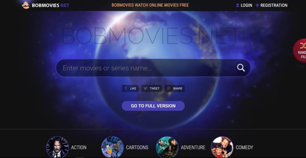 Features of Bobmovies